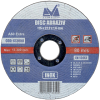 Disc evoselect A60 abraziv, extra