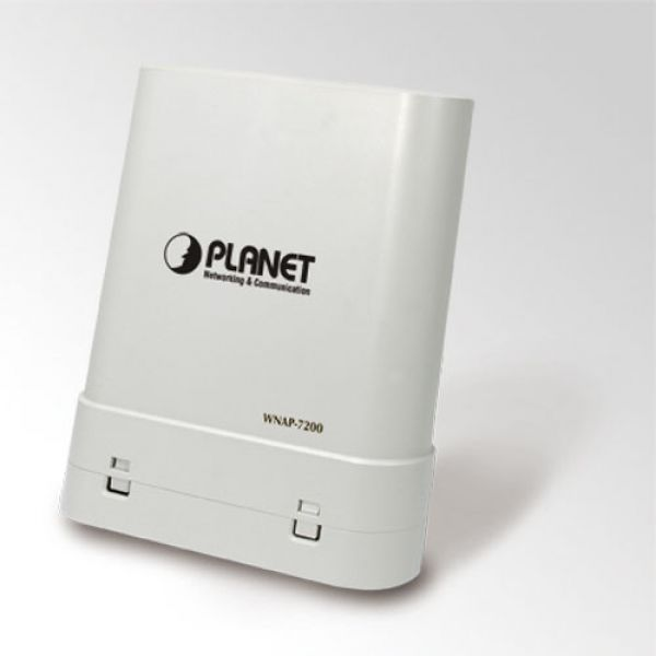 Access point/Router wireless de exterior 5GHz 150Mbps Planet - WNAP-7200