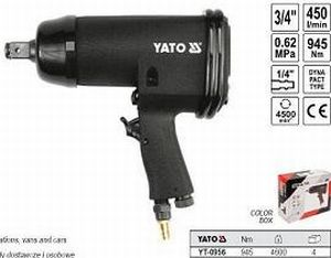 Pistol Pneumatic 1/2 945 Nm Dyna  Act YATO
