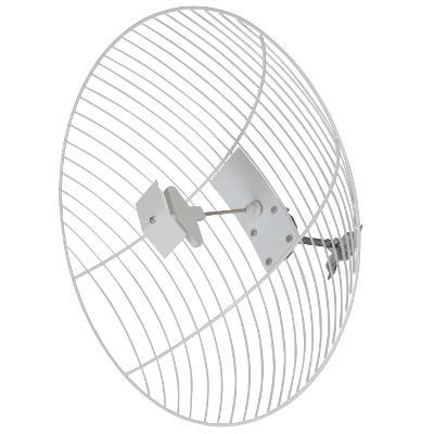 Antena 2.4GHz 24dB grid