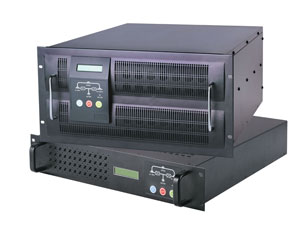 UPS monofazic ONLINE, 1000VA, rack mountable 19&#34. Braun Group