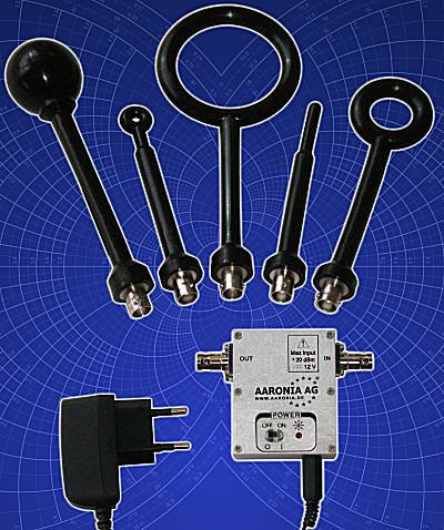 Set probe Aaronia PBS1 & PBS2